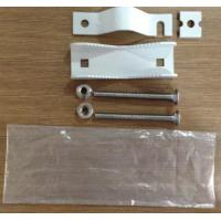 Buy cheap Bracket-pole Mount Q235 Metal Stamping Parts E-Coating Bending from wholesalers
