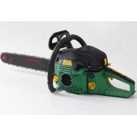 Wholesale 2 Stroke Gas Power Chain Saw 4500 with 45cc displancement 20 inch bar from china suppliers