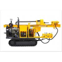 Wholesale 300m Rock Crawler Water Well Hydraulic Rotary Drilling Rig CYG300 from china suppliers