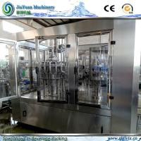 Wholesale Enhanced Rotary Washing Filling Capping Machine Siemens PLC System from china suppliers