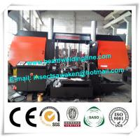 Wholesale CNC Metal Cutting Band Saw Machine , Pipe Bandsaw Cutting Machine from china suppliers