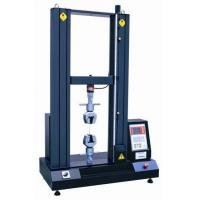 Buy cheap Flexible Easy Operation Double Column Tensile Testing Equipment , Tensile Tester from wholesalers
