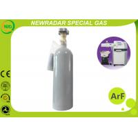 Wholesale Premixed Gas Argon Fluoride , ArF Gas Mixtures 193nm Lithography from china suppliers