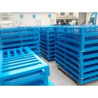 Wholesale 150mm Height Multi-tier Steel Pallets for Turnover, Ultra-light Metal Tray Series from china suppliers