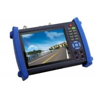 Wholesale 7Inch HD SDI CCTV Tester , Digital Multimeter TDR Cable Tester from china suppliers