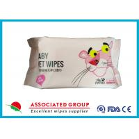 Wholesale Hand & Mouth 80pcs Baby Cleaning Wipes Household Use Care For Newborns And Mothers from china suppliers