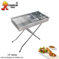 Wholesale Stainless steel charcoal grill from china suppliers
