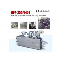 Wholesale Pill Tablet Blister Packaging Machine , 8KW Capsule Packing Machine from china suppliers