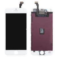 LCD for iPhone 6 Display Assembly with Frame - White - Grade A+