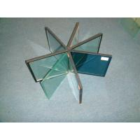 Wholesale Low-E Tempered Double Glazed Insulated Glass For Door , Insulated Laminated Glass from china suppliers