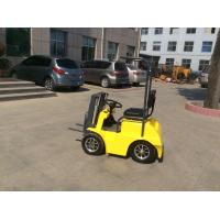 Wholesale mini electric forklift best quality children's toy battery forklift for sale from china suppliers