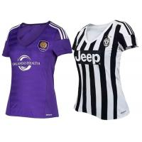 Wholesale Orlando Purple Female Soccer Jerseys Chelsea Soccer Uniform from china suppliers