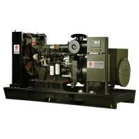 Quality Multilayer Shielding 150 Kw Diesel Generator , 206 KVA Backup Power Generator for sale