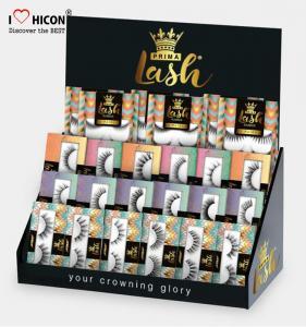 Wholesale Good Deal Custom Counter Display Racks Acrylic Salon Retail Display Unit For Eyelash from china suppliers