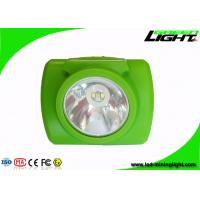 Wholesale 13000Lux Rechargeable Miners Headlamp , Coal Mining Lights With USB Charger from china suppliers
