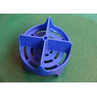 Wholesale Blue Plastic Injection Molded Parts Design ABS High speed Multi cavity from china suppliers