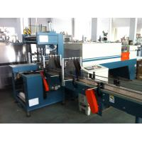 Buy cheap Fully Automatic Bottle Shrink Packing Machine For Plastic Bottle / Glass Bottle from wholesalers