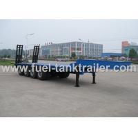 Wholesale 3mm Checker Plate Construction Equipment Trailers  Auto - Tuning I Beam Structure from china suppliers