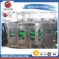 Buy cheap Automatic Drinking Water Filling Machine , Water Bottling Equipment Stainless Steel 304/316 from wholesalers