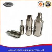 China 5 - 100 mm Vacuum Brazed Diamond Core Bits for Porcelain ,Glass, Tile on sale