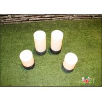 Wholesale Outdoor Solar Garden Lights Battery Operated With Switch On The Base from china suppliers