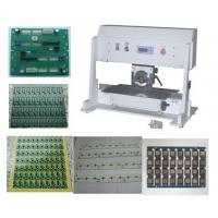 Wholesale 110V / 220V Automatic V Cut PCB Depaneling Machine for FR4 board from china suppliers