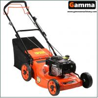 China 21'' lawn mower,self propelled, gasoline mower, grass cutter, BS engine, cutting width 53cm on sale