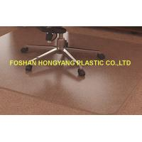 Buy cheap Without stud Office Chair Mat For Hard Floor Eco - friendly PVC material , 30