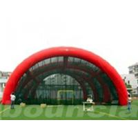 Wholesale 0.4mm PVC Tarpaulin Inflatable Paintball Arena / Inflatable Paintball Field from china suppliers