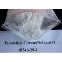 Wholesale Raw materials Nolvadex in powder form for body building cas:10540-29-1 from china suppliers