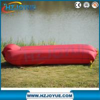 Wholesale Camping Portable Air Sofa Beach Bed Air Hammock Nylon Lazy Bag Lounger from china suppliers