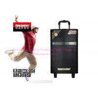 Wholesale High Powered 15 Inch Bluetooth Trolley Speaker with Bass / Remote Control from china suppliers