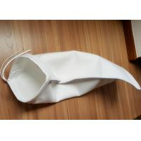 Wholesale Anti Static Filter Polyester / PP / Nylon Liquid Filter Bag , ISO 1mm Thickness Water Filter Bag from china suppliers