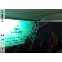 Wholesale Interactive Mobile 5D Theater System For Amusement Equipment from china suppliers
