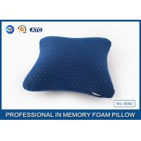 Quality Comfort Home Decorative Traditional Memory Foam Pillow , Fashion Throw Cushion for sale