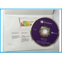 Wholesale Win Pro 10 64Bit , Microsoft Windows 10 Pro Software Korean 1pk DSP DEI DVD version 1511 from china suppliers