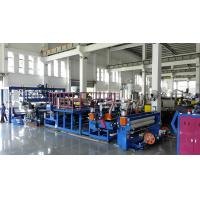 Buy cheap 2.85m wide PP/TPU/PVC sheet coating prodution line from wholesalers