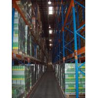 Wholesale Conventional very narrow aisle racking system high density warehouse shelving from china suppliers