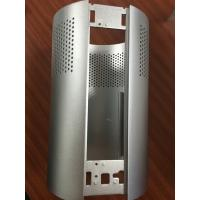 Wholesale 6063 T5 Sand Blasted Anodized Aluminum Air Purifier / extruded aluminum profiles CNC Machined from china suppliers