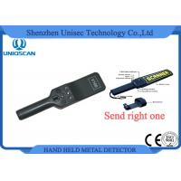 Wholesale 4 Level High Sensitivity Hand Held Metal Detector Portable ISO / CE Certificated from china suppliers