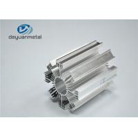 Wholesale Silver Heat Sink Alloy 6463 Industrial Aluminium Profile Polished Surface from china suppliers