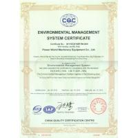 Shenzhen Power World New Energy Technology Co., Ltd. Certifications