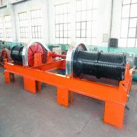 Wholesale Dual lifting high head  sytle Hoist winch for river and lake waterworks station from china suppliers