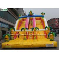 Wholesale Giant Commercial Inflatable Slides Water Proof Jungle Theme Inflatables For Adults from china suppliers