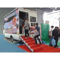 Wholesale Entertainment Pendular Mobile 5D Cinema Theater With Dynamic Seats from china suppliers