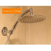 Wholesale Water Efficient Bathroom Overhead Shower Head 8 Inch High Water Pressure from china suppliers