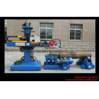 Wholesale Fixed Vessel Fit Up Welding Manipulator  5 * 5m Automated Welding Machinery from china suppliers