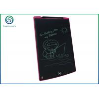 Wholesale 12'' Electronic LCD Writing Tablet For Kids  / Paperless LCD Drawing Pad from china suppliers
