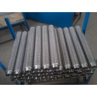 Quality Stainless Steel Fibre Sintered Wire Mesh Filter Cartridge For Water / Air / Oil Filtration for sale