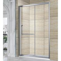 Buy cheap shower enclosure shower glass,shower door B-3706 from wholesalers